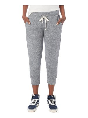Alternative eco crop jogger lounge pants