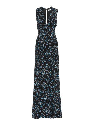 Altuzarra floral silk maxi dress