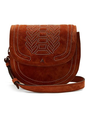 Altuzarra Ghianda mini stud-embellished leather bag