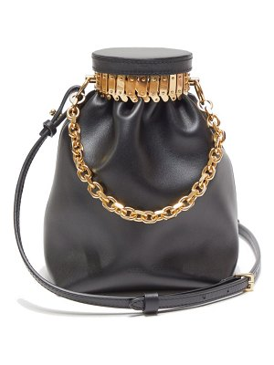 Altuzarra ice leather cross body bag