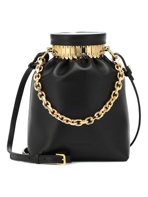 Altuzarra ice leather shoulder bag