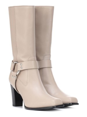 Altuzarra lucy harness leather boots