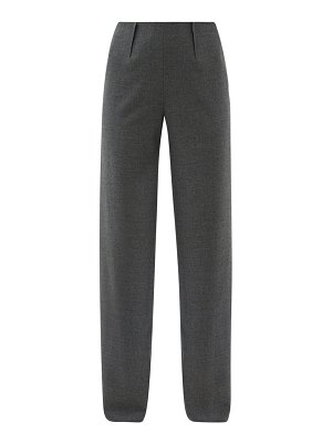 Altuzarra luther wool-blend wide-leg trousers