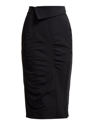 Altuzarra Porto High Rise Pencil Skirt