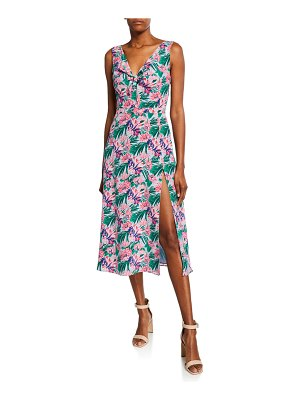 Altuzarra Rio Sleeveless Floral Dress