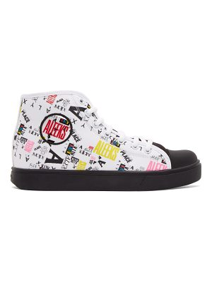Alyx and Black Heelys Edition High-top Sneakers