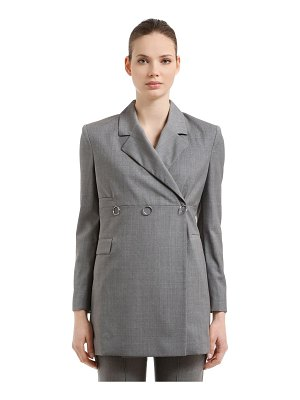 Alyx Double breasted tailored wool blazer