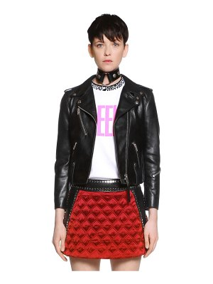 Alyx Leather biker jacket