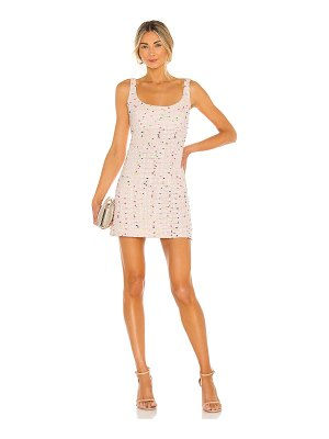 Amanda Uprichard cookie dress