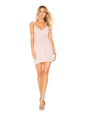 Amanda Uprichard Ellie Slip Dress