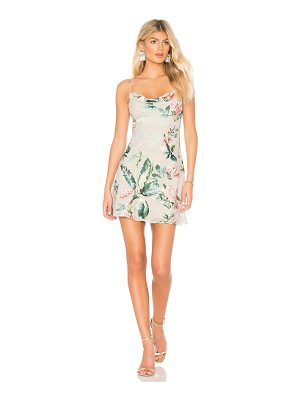 Amanda Uprichard Noella Slip Dress