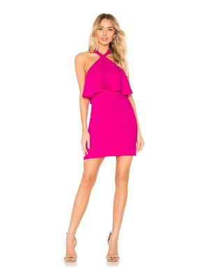 Amanda Uprichard Piazza Mini Dress