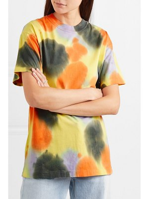 AMBUSH® tie-dyed cotton-jersey t-shirt