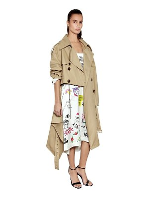 Ambush Reversible deconstructed trench coat