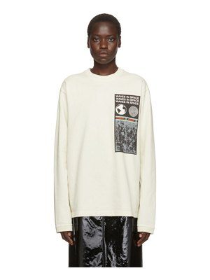 Ambush visitor long sleeve t-shirt