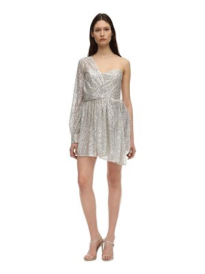 AMEN Sequined mini dress