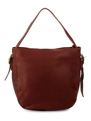 American Leather Co. Brandy Leather Shoulder Bag