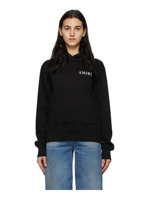 Amiri fitted psychedelic hoodie