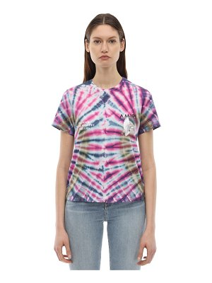 Amiri Tie dye cotton jersey t-shirt