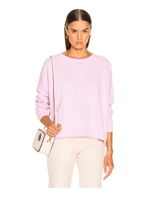 AMO Cut Off Sweatshirt