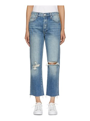 AMO High-rise Loverboy Jeans