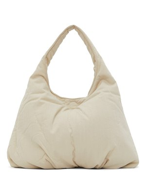 AMOMENTO small padded tote