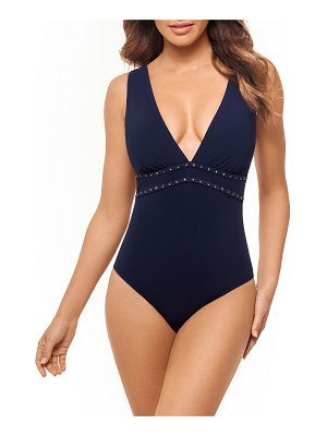 Amoressa by Miraclesuit Romancing the Stone Lupita One-Piece Swimsuit