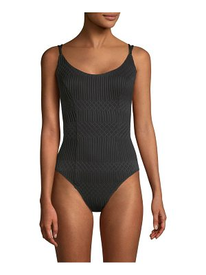 Amoressa milky way aquila one-piece swimsuit