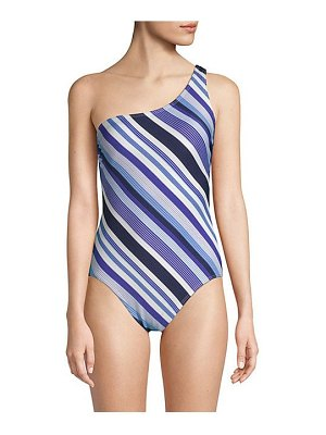 Amoressa mykonos athena one-shoulder one-piece swimsuit