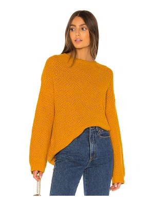 AMUSE SOCIETY amalia knit sweater