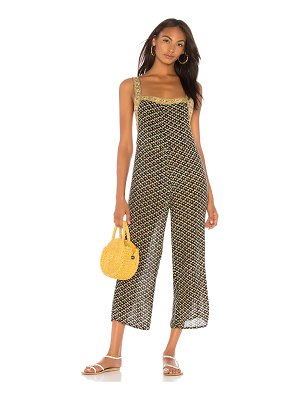 AMUSE SOCIETY Sunset Drive Jumpsuit