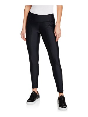 Anatomie Bleeker Leggings with Mesh Insets