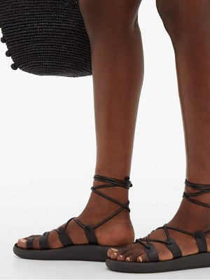 Ancient Greek Sandals alcyone wrap around leather sandals