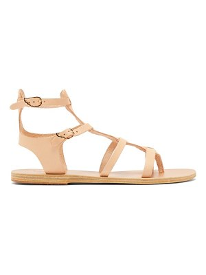 Ancient Greek Sandals stephanie leather gladiator sandals