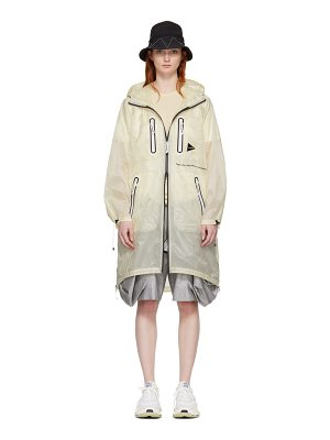 And Wander Fly Hooded Coat