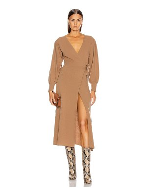 ANDAMANE eleanor cashmere dress