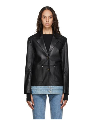 Andersson Bell leather molly jacket