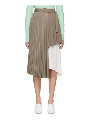 Andersson Bell melanie double layered skirt
