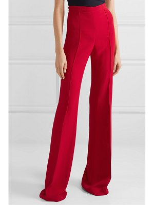 ANDREW GN crepe wide-leg pants