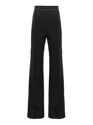 ANDREW GN high-rise wide-leg wool trousers