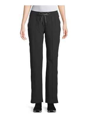 Andrew Marc Act Snap-Off Track Pants