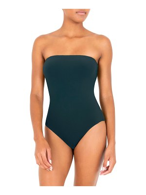 ANEMOS The Ritts Strapless One-Piece Swimsuit