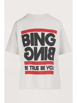 ANINE BING Be True Be You T-shirt
