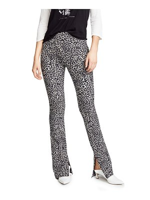 ANINE BING cigarette trousers