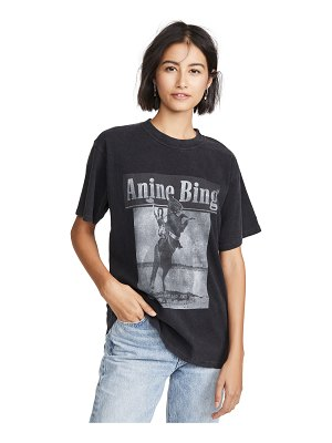 ANINE BING lili wild and free tee