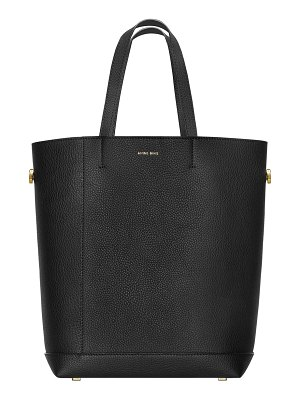 ANINE BING lyon water repellent leather tote