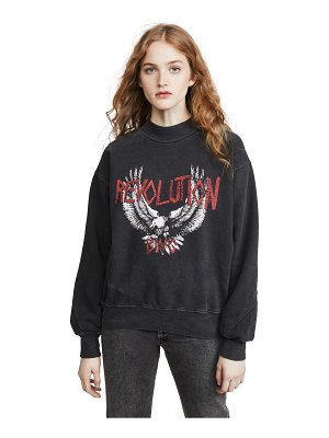 ANINE BING revolution sweatshirt