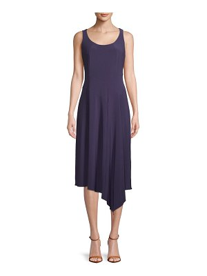 Anne Klein Asymmetrical Tank Dress