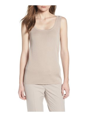 Anne Klein sleeveless knit tank