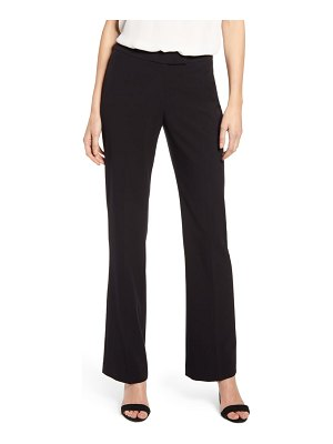 Anne Klein stretch flare leg pants